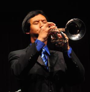 Bandorama Trumpet Shot
